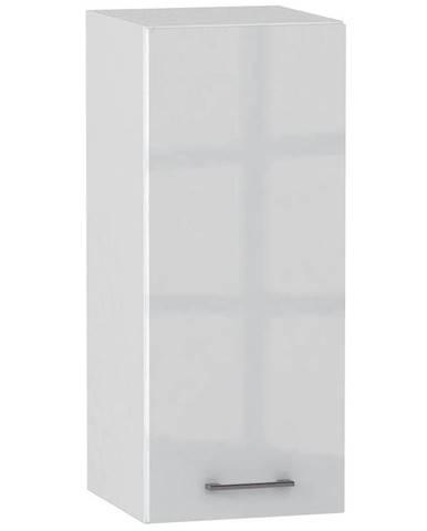 Skrinka do kuchyne Alvico W30 P/L luxe blanco BB