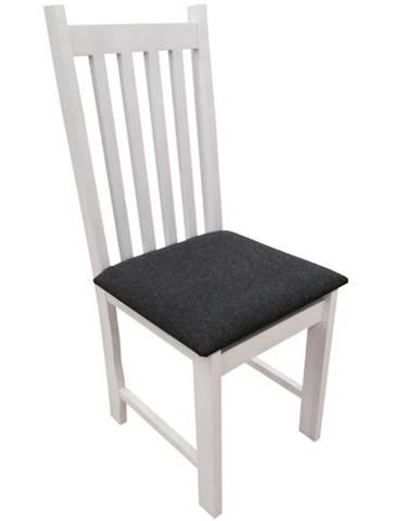 Stolička W77 biely ROX35