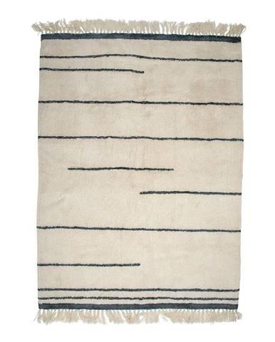 Koberec zo zmesi vlny a bavlny Bloomingville Reggo, 140×200 cm