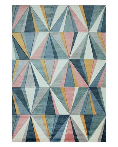 Koberec Asiatic Carpets Diamond Multi, 200 x 290 cm