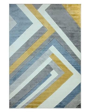 Koberec Asiatic Carpets Linear Multi, 200 x 290 cm
