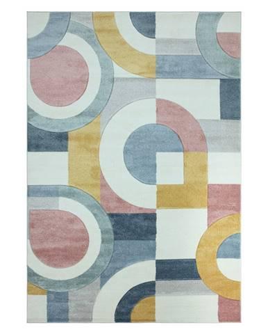 Koberec Asiatic Carpets Retro Multi, 200 x 290 cm