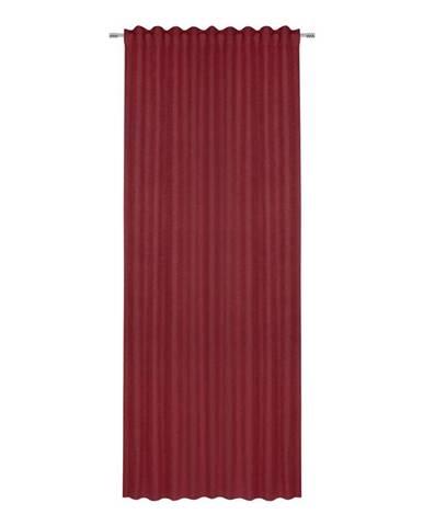 Hotový Záves ulrich, 135/245cm, Červená