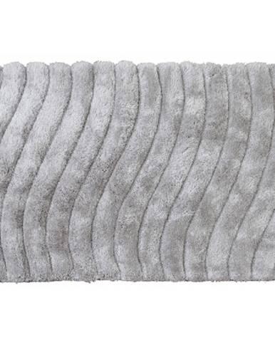 Koberec bielosivá 80x150 SELMA