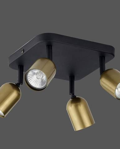 Luster Top black/gold 3307 LS4
