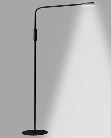 Stojanowá lampa U19B LED čierna LP1