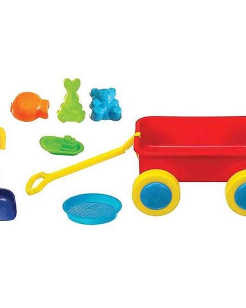 MERKURY MARKET Vozik na hračký s prislusenštvom