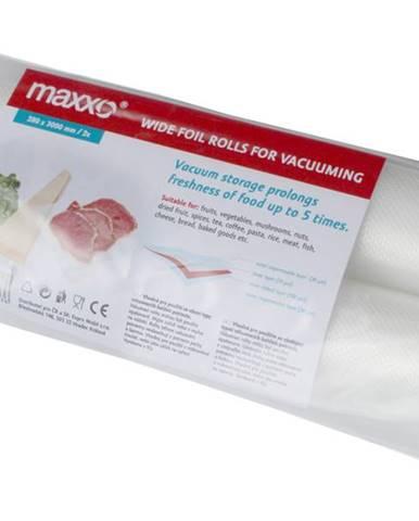 Náhradné rolky Maxxo do vákuových baličiek 28x300cm 2ks