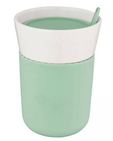 BergHOFF Termohrnček porcelánový LEO 330 ml, mätová