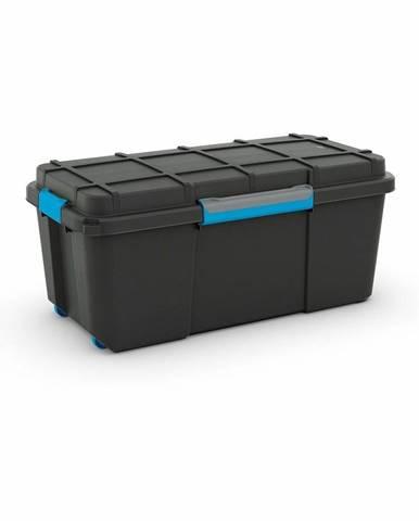 KIS Scuba box L, 80l, modré zavírání