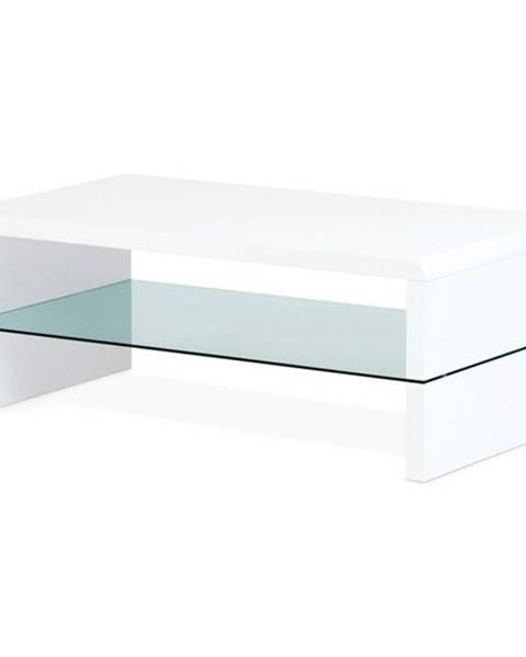 Sconto Konferenčný stolík HUELVA biela
