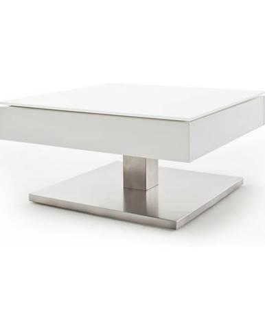 Konferenčný stolík KALEB biela