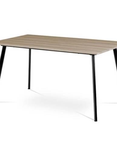 Jedálenský stôl SAMUEL dub sonoma