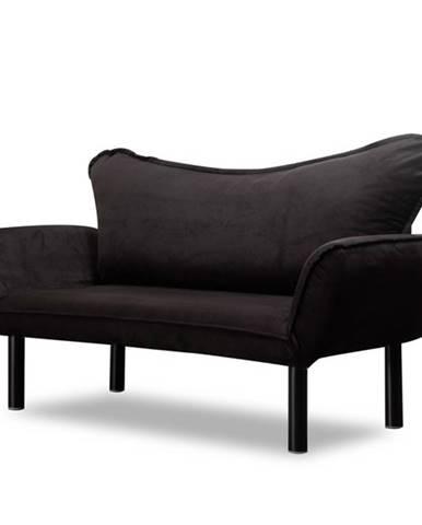 Pohovka CHATTO čierna