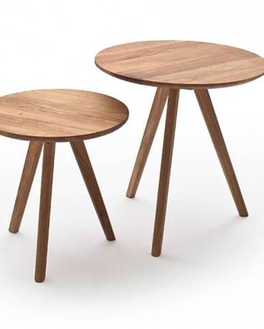 Konferenčný stolík Olean - set 2 kusov