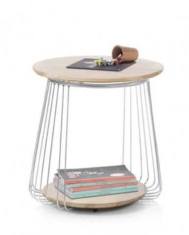 Konferenčný stolík Selvan - 50x51x50