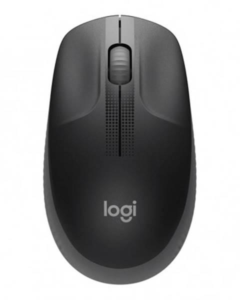 Logitech Bezdrôtová myš Logitech M190, čierna