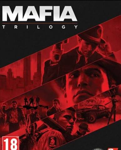 PC hra Mafia Trilogy
