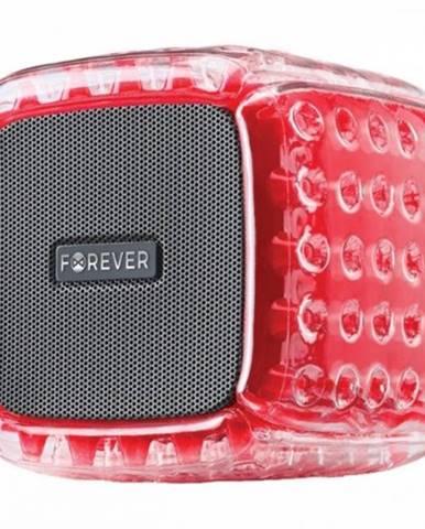 Prenosný reproduktor Forever BumpAIR BS-700 červený