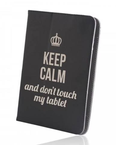 "Puzdro na tablet GreenGo Keep Calm, 7""- 8"""