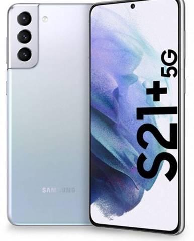 Mobilný telefón Samsung Galaxy S21 +, 8 GB/128 GB, strieborný