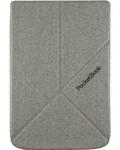 Puzdro Pocketbook Origami U6XX Shell O series, sv. sivé