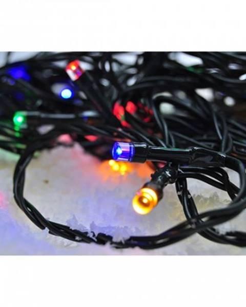 Solight Vonkajšia vianočná reťaz Solight 1V110M,LED,5m,prívod 3m,8fcí