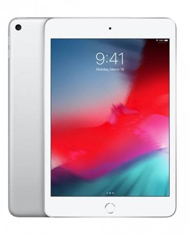 Apple iPad mini Wi-Fi 64GB - Silver, MUQX2FD/A