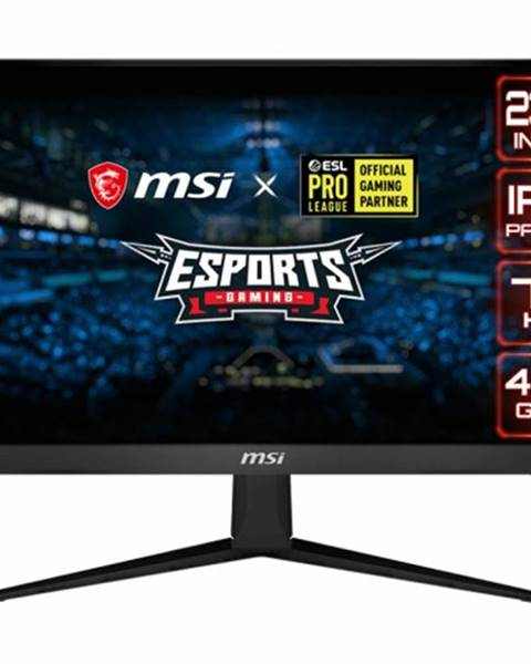 "MSI Monitor MSI Gaming Optix G241V, 24""/1920 x 1080 FHD/IPS,75Hz/4ms"