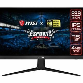"Monitor MSI Gaming Optix G241V, 24""/1920 x 1080 FHD/IPS,75Hz/4ms"