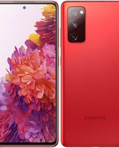Mobilný telefón Samsung Galaxy S20 FE 5G 128 GB červený