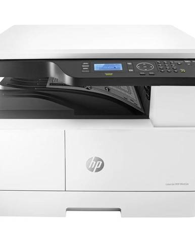 Tlačiareň multifunkčná HP LaserJet MFP M442dn biele