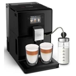 Espresso Krups Intuition Preference EA873810 čierne