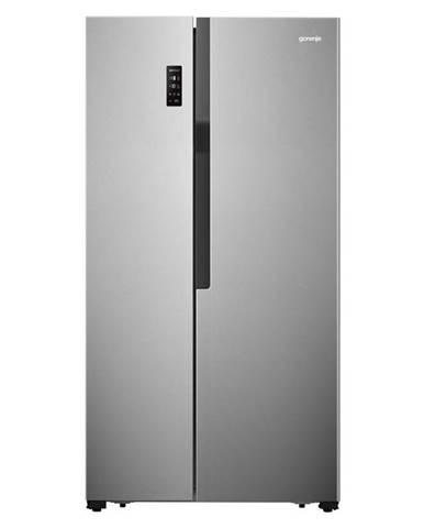 Americká chladnička Gorenje Advanced Nrs918emx