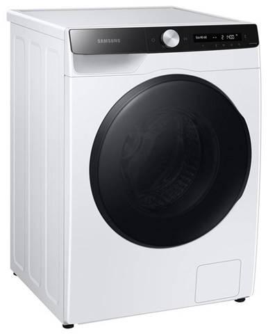 Práčka so sušičkou Samsung Wd80t534dbe/S7 biela