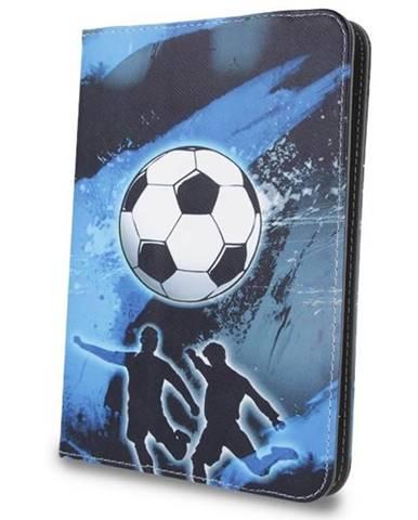"""Púzdro na tablet flipové GreenGo Football na tablet 7-8"""""""