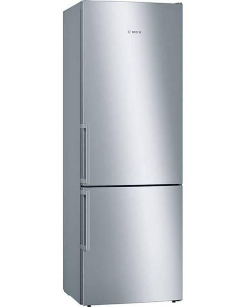 Bosch Kombinácia chladničky s mrazničkou Bosch Kge49eicp nerez