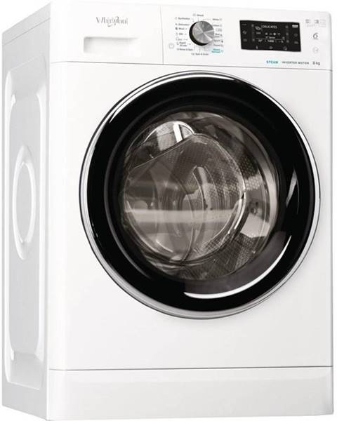 Whirlpool Práčka Whirlpool FreshCare+ FFD 8448 BCV EE biela