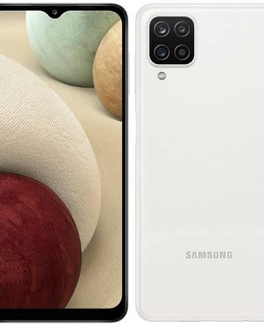 Mobilný telefón Samsung Galaxy A12 64 GB biely