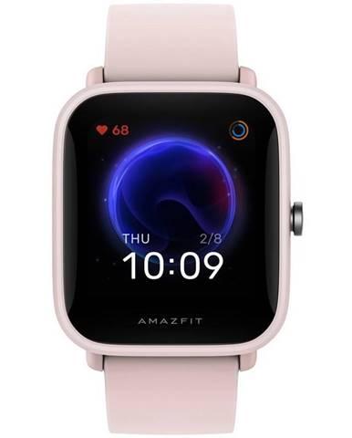 Inteligentné hodinky Amazfit Bip U Pro ružový