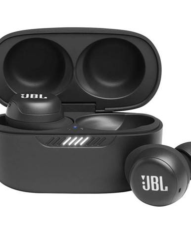 Slúchadlá JBL Live Free NC+ čierna