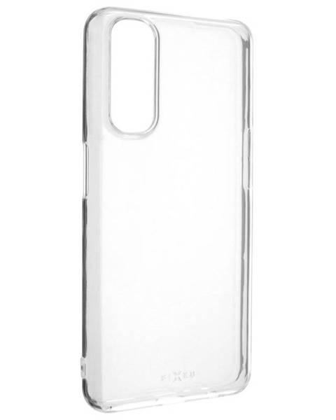 FIXED Kryt na mobil Fixed na Realme 7 priehľadný
