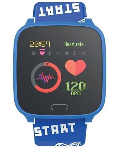 Inteligentné hodinky Forever IGO JW-100 modré