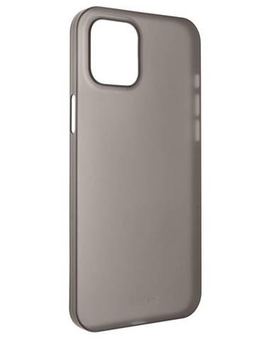 Kryt na mobil Fixed Peel na Apple iPhone 12 Pro Max - kouřový