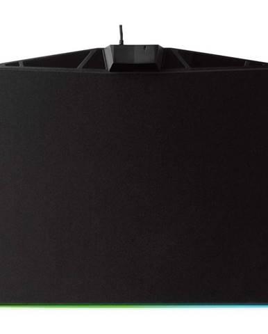 Podložka pod myš  Corsair RGB Polaris Cloth 35 x 26 cm čierna