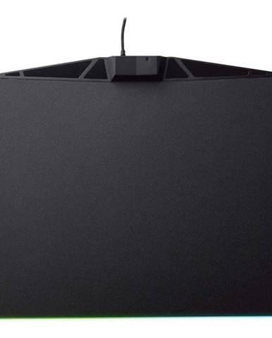 Podložka pod myš  Corsair RGB Polaris MM800 35 x 26 cm čierna