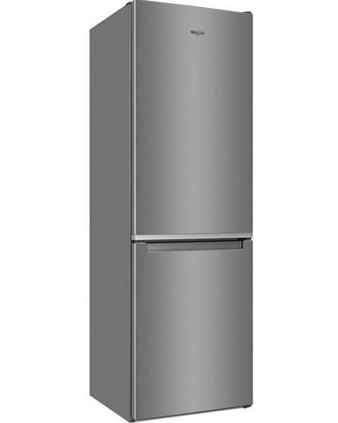 Whirlpool Kombinácia chladničky s mrazničkou Whirlpool W5 811E OX 1 nerez