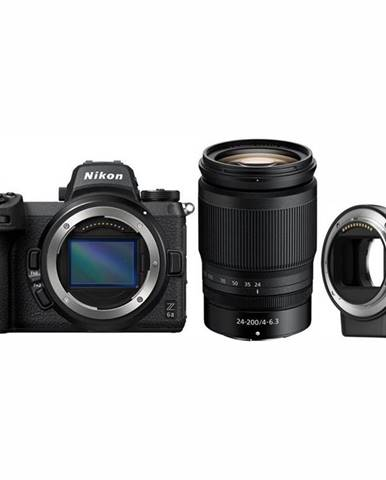 Digitálny fotoaparát Nikon Z 6II + 24-200MM KIT + FTZ Adapter KIT