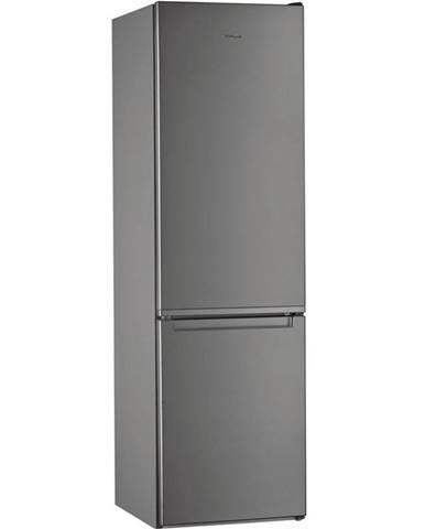 Kombinácia chladničky s mrazničkou Whirlpool W5 921E OX 2 nerez