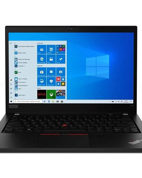 Lenovo Notebook Lenovo ThinkPad T14 čierny